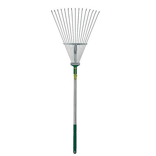 Gardener's Mate Expanding Leaf and Lawn Rake (94215)