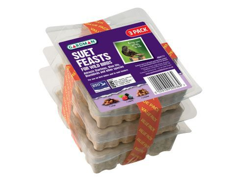 Suet Feast (3 Pack) (A04111)