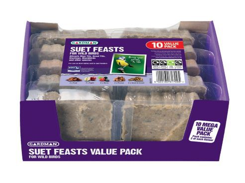 Suet Feast (10 Value Pack) (A04118)