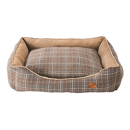Ernest Charles Dog Bed; Small, Medium & Large