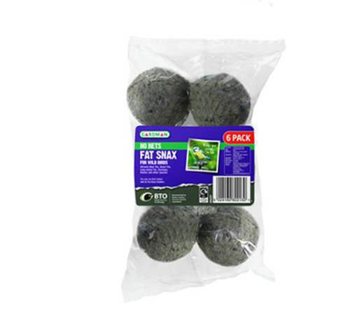 No Nets Fat Snax (6 Pack) (A04281)