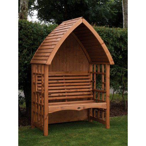 AFK Cottage Arbour in Teak