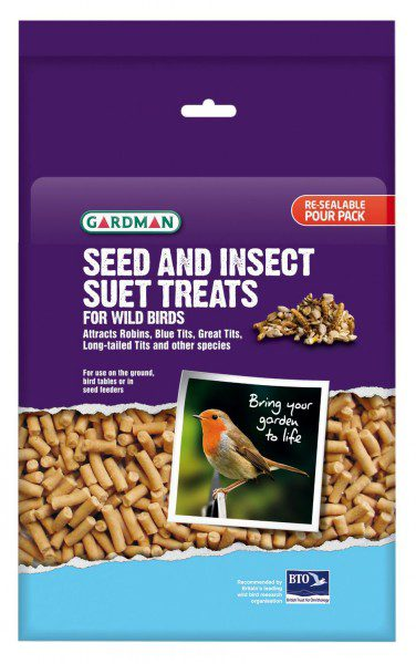 Seed & Insect Suet Treats (A04192PS)