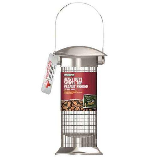 Gardman Heavy Duty Swivel Top Peanut Feeder (A01604)