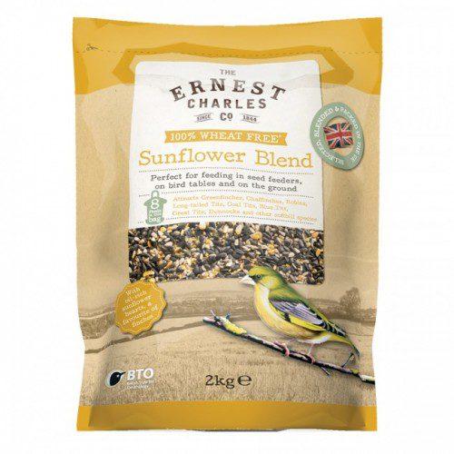 Ernest Charles Sunflower Blend 2Kg (AE19502)