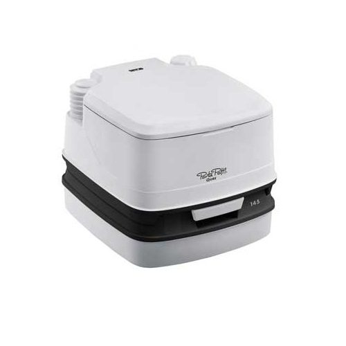 Porta Potti Qube 145 Grey (92801)