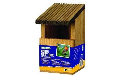 garman robin nest box