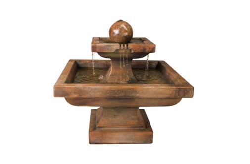 Low Equinox Fountain