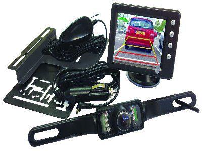 streetwize reverse camera