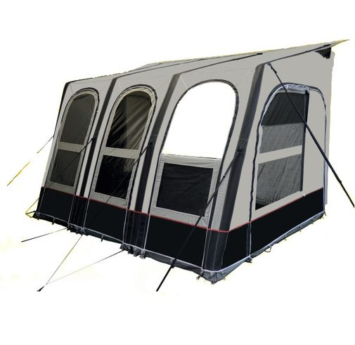 Dorema Porch Awnings | Norwich Camping