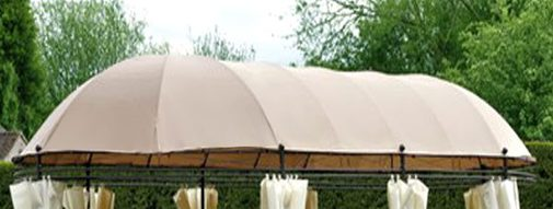 Spare roof for Camelot Majestic 3x6m Gazebo