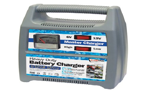Streetwize Battery Charger