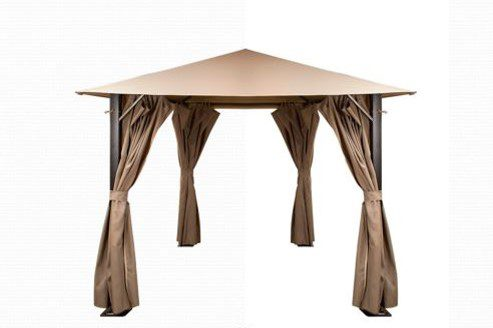 Norcamp Regency Full Steel Gazebo 2x2