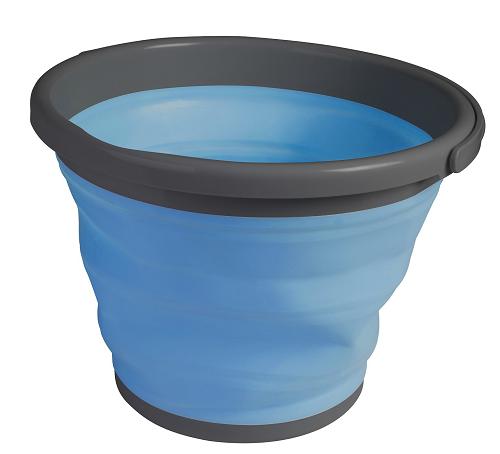 Folding Bucket Blue