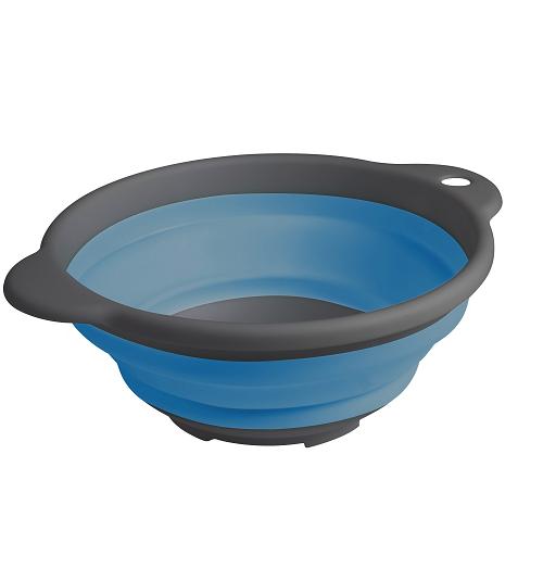 Folding Bowl Blue