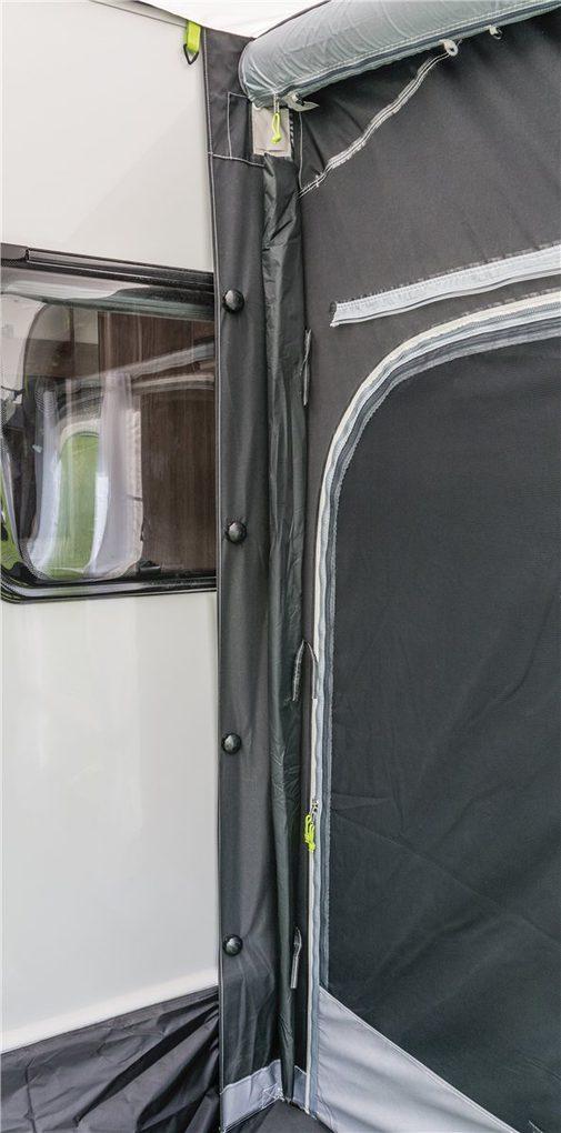 Kampa Pop Air Pro 340 Eriba Caravan Awning 2017 Caravan