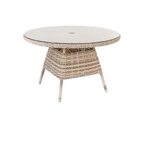 Alexander Rose Kool Pearl Table round 1.2m