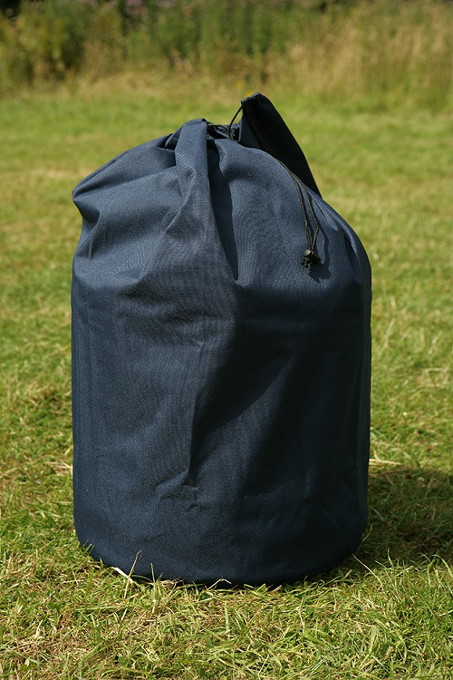 Blue Diamong Canvas Bag 200