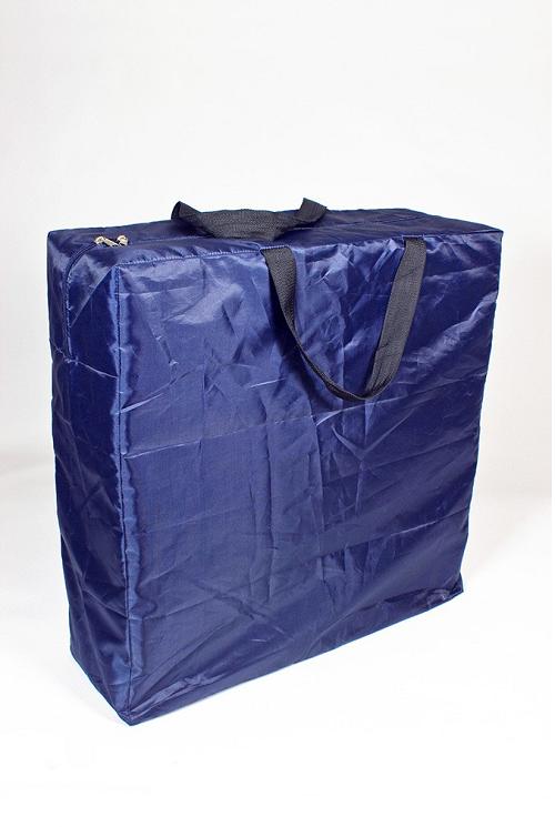Blue Diamong Canvas Bag 345