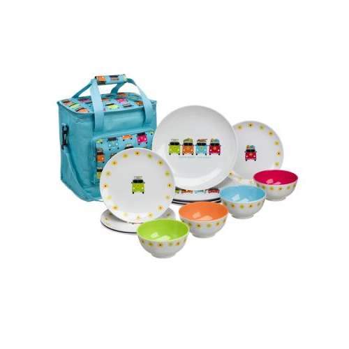 Camper Smiles Picnic Set