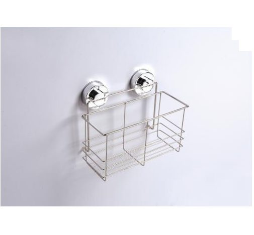 Kampa storage basket chrome