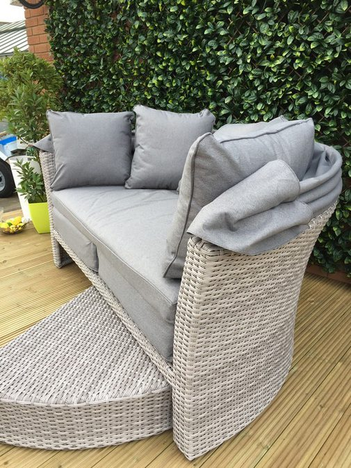Norcamp Rondo Daybed 1