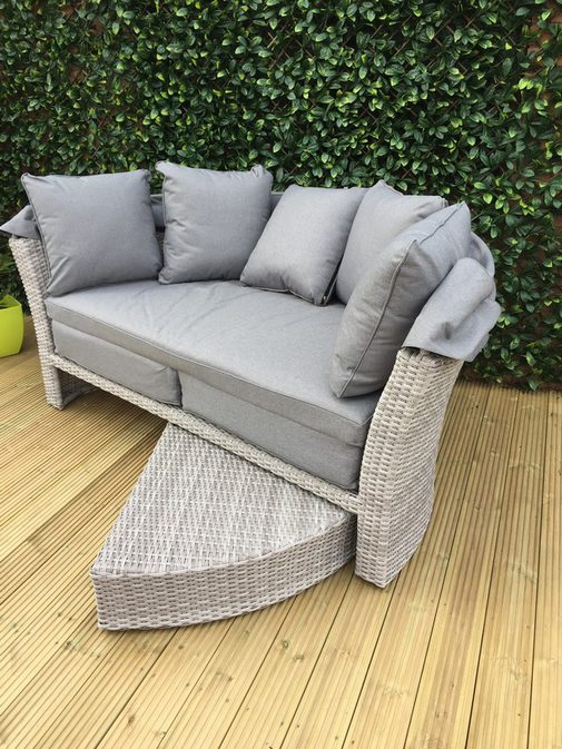 Norcamp Rondo Daybed 17