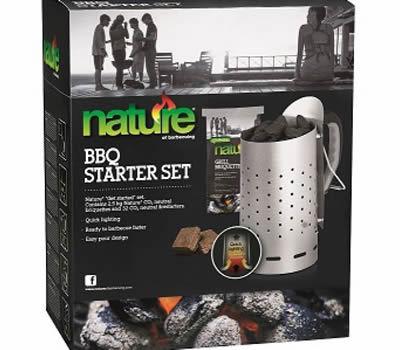 Nature BBQ Starter Set