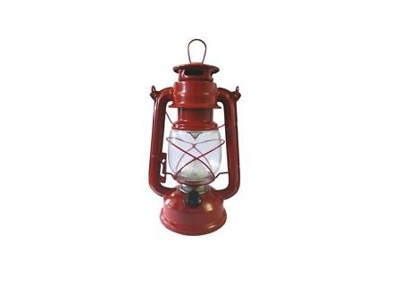 Strider !6 LED Retro Single Hurricane Lantern