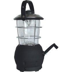 Streetwize Round Wind-Up Lantern - SWSL11