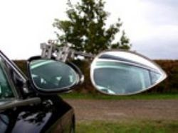 Milenco Aero 2 Convex Glass Towing Mirror (Pair)