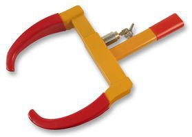 Streetwize Easy Fit Wheel Clamp - SWWL2