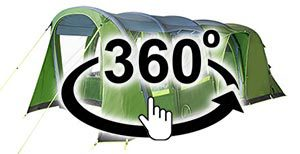 360 Weathermaster 4Xl Air