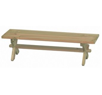 Alexander Rose Farmers Backless Bench 1.8m - AR312