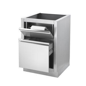 Napoleon waste drawer cabinet