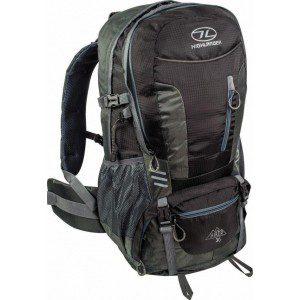 Highlander Hiker Rucksack 30L - Black