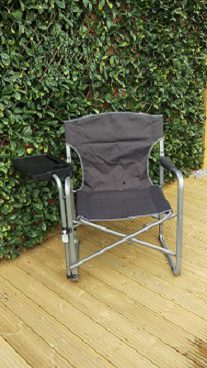 Crusader Antigua Chair With Side Table