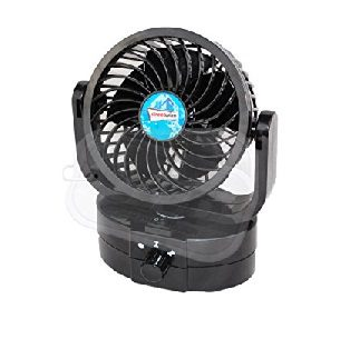Streetwize Cyclone Single Oscillating Power Fan