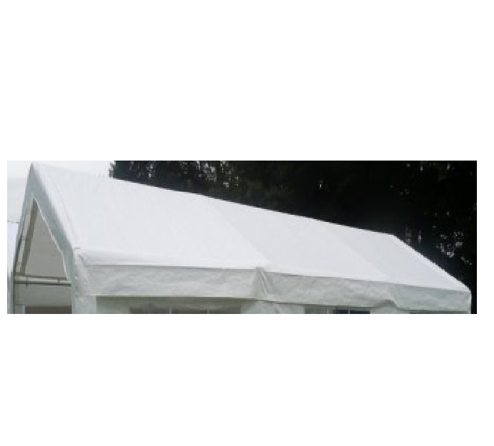 4 x 8 Commercial Roof