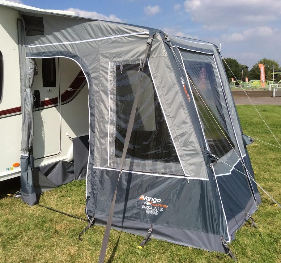 Vango Airbeam Porch Awnings | Inflatable | Norwich Camping
