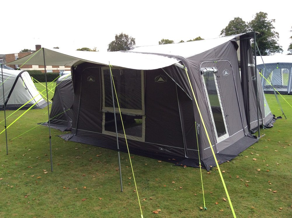 Sunncamp Porch Awnings | Norwich Camping