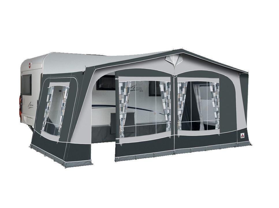 Dorema President 250 Full Caravan Awning 2016