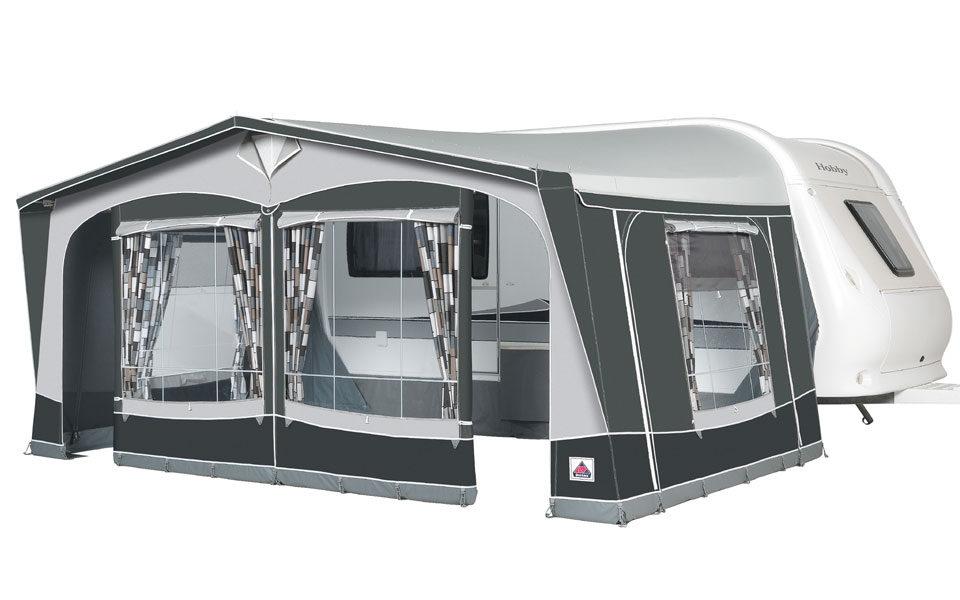 Dorema President XL 280 Deluxe Full Awning 2016