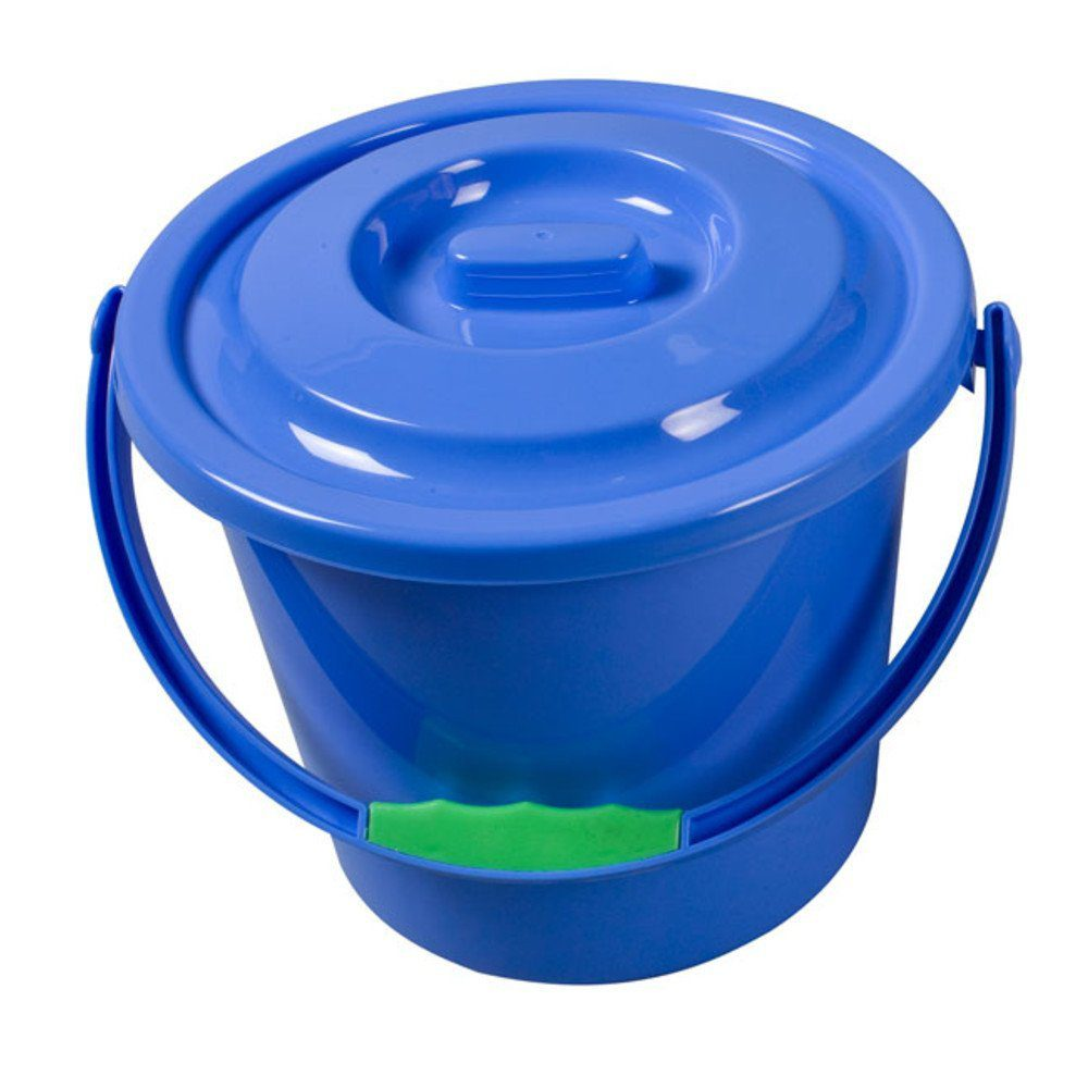 Kampa Plastic Bucket With Lid Ac0219 Camping