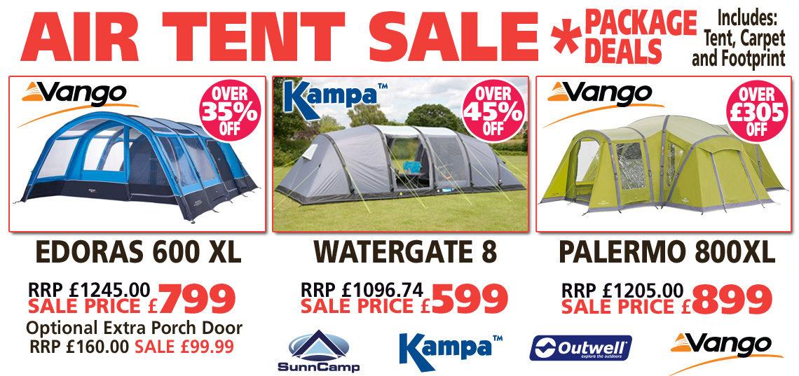 Air tent Sale