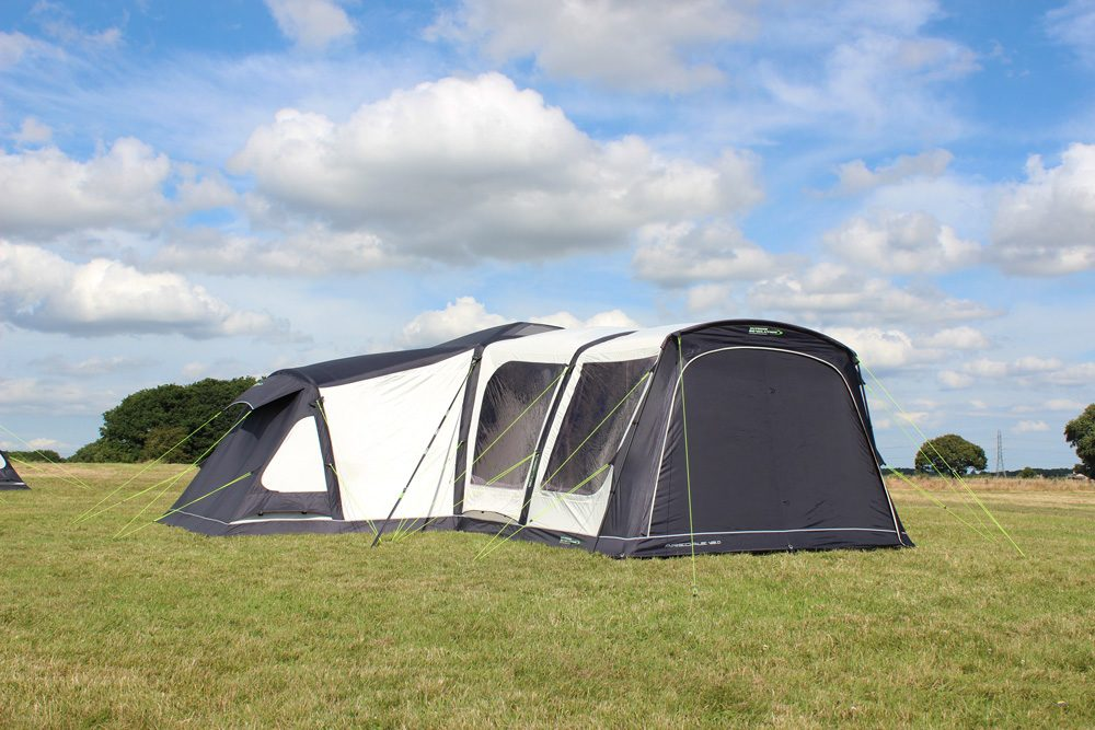 Outdoor Revolution Airdale 12 Tent 1
