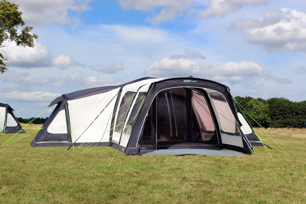Outdoor Revolution Airdale 12 Tent 2