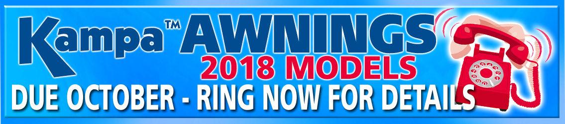 Kampa Awnings 2018