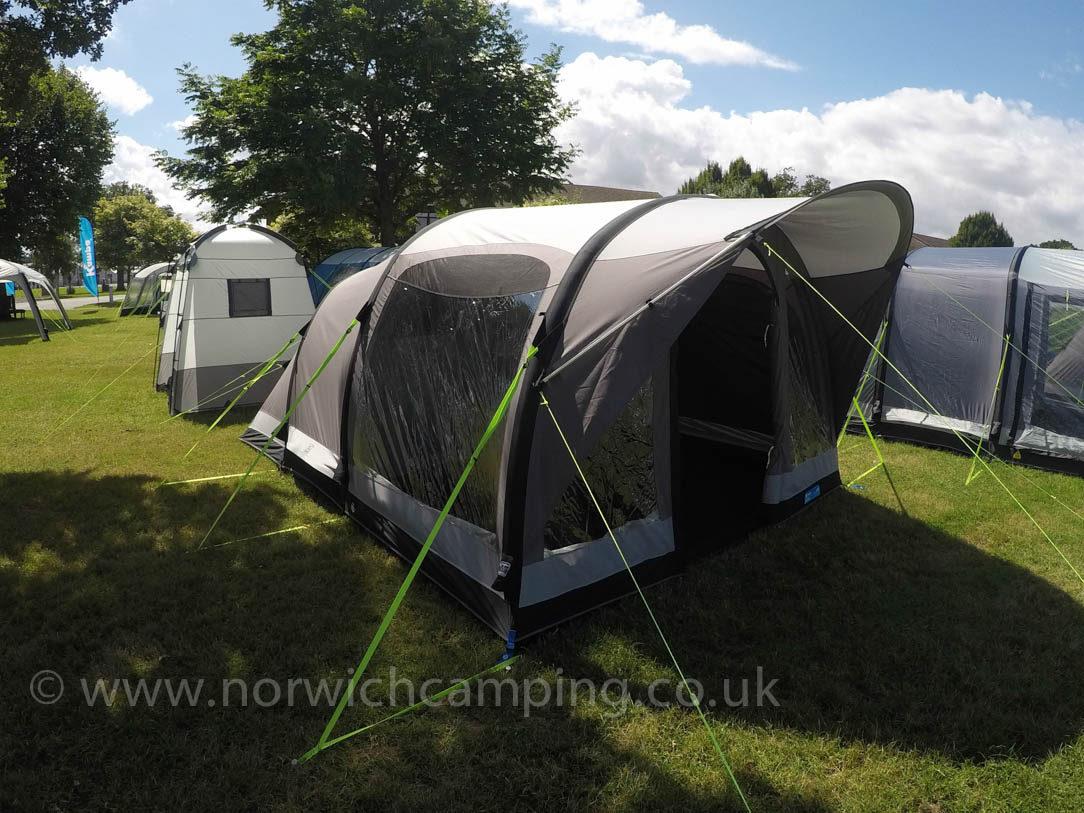 Kampa Brean 4 Classic Air Tent 2018 1