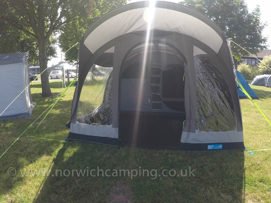Kampa Brean 4 Classic Air Tent 2018 2